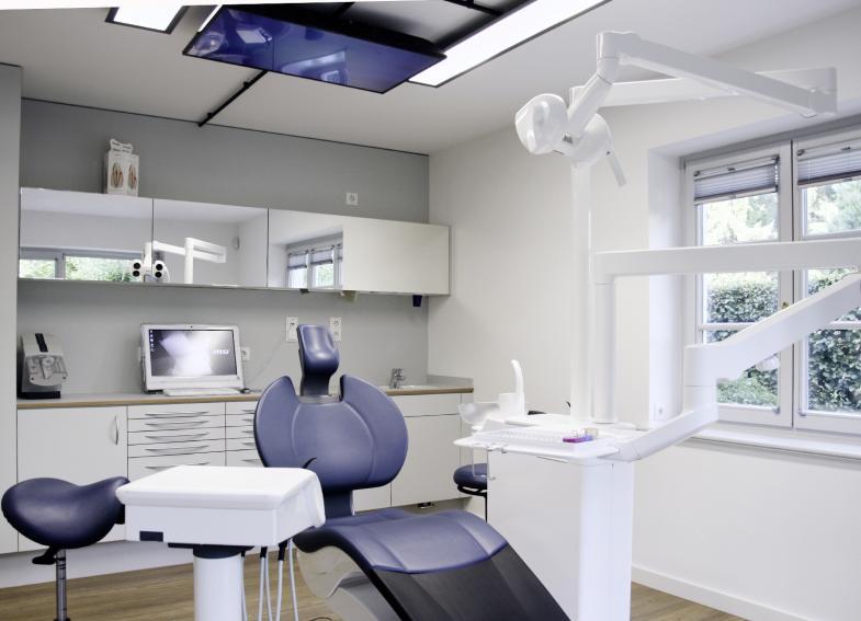 Zahnarztpraxis Quickborn Behandlungsraum